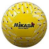 【HELLO KITTY(ハローキティ)×MIKASA(ミカサ) コラボシリーズ】ハローキティボール イエロー F353Y-HK-RY