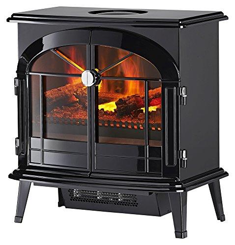 ディンプレックス 電気暖炉 バーゲイト 【3~8畳用】 ブラック BRG12J