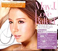 新 初回盤 May J. Love Ballad CD+DVD 国内