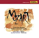 モーツァルト:ピアノ三重奏曲全集(2CD) 画像
