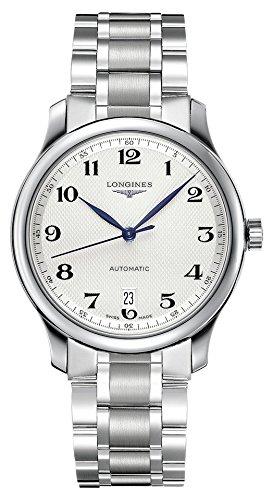[ロンジン]LONGINES 腕時計 ロンジン マスターコレクション 自動巻き L2.628.4.78.6 メンズ 【正規輸入品】