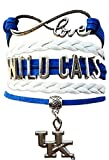Kentucky Wildcats College Teamブレスレットwithチャームby gottohavethis