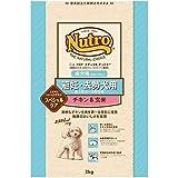 ニュートロジャパン チョイス避妊去勢犬超小型-小型成犬チキン&玄米3kg