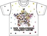 アイドルマスター ミリオンライブ! オールスターフルグラフィックTシャツ