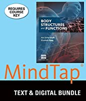 Bundle: Body Structures and Functions 13th + LMS Integrated for MindTap Basic Health Sciences 2 terms (12 months) Printed Access Card [並行輸入品]