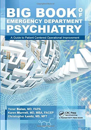 Download Big Book of Emergency Department Psychiatry 1138198072