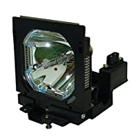 AuraBeam Professional EIKI lc-x5dプロジェクタ用交換ランプハウジング( Powered by Philips )