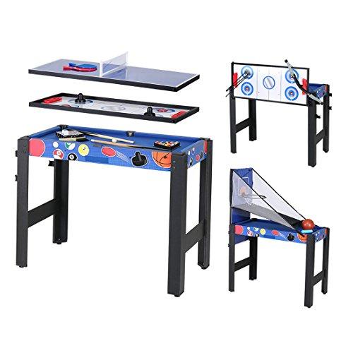 HLC 5in1 マルチテーブルゲーム 91.5×48×76...