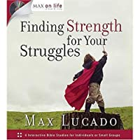 Max on Life: Finding Strength for Your Struggles (Max on Life CD-Book Study)【洋書】 [並行輸入品]