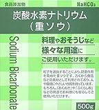 タイヨー 食添 炭酸水素ナトリウム 500g