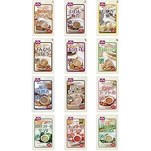 ホリカフーズ おいしくミキサー おかずのバラエティセット (12種 各1袋)