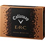 Callaway(キャロウェイ) E・R・C ゴルフボール 1ダース12個入り 2016年モデル