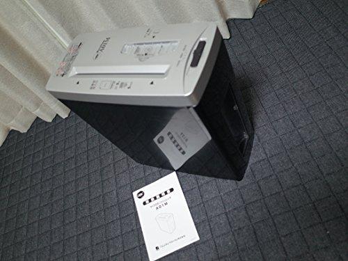 [해외]아코 · 브랜즈 · 재팬 마이크로 컷 분쇄기 (A4 사이즈   CD · DVD · 카드 컷 대응) GSHA01M-B/Aco Brands Japan Micro Cut Shredder (A4 size   CD · DVD · Card cut support) GSHA 01 M - B
