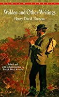 Walden and Other Writings by Henry David Thoreau(1983-10-01)