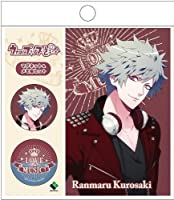 うたの☆プリンスさまっ♪ マグネット&メモ帳セット 黒崎蘭丸