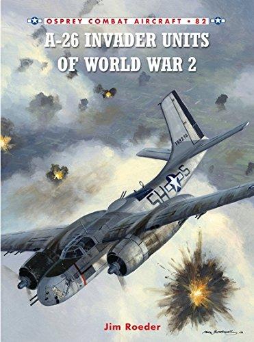 A-26 Invader Units of World Wa...