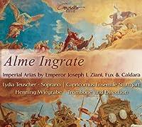 Alme Ingrate by Teuscher (2013-11-19)
