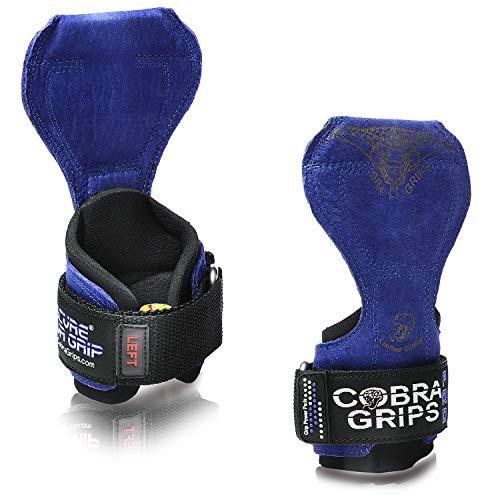 コブラグリップス(Cobra Grips) (ブルー レザー)