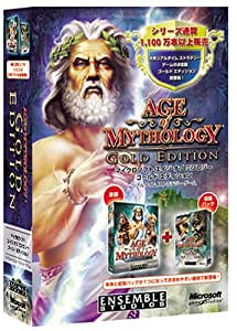 Microsoft Age of Mythology GOLD EDITION
