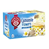 Teekanne Camomile Flowers, 30 g , (Pack of 20)