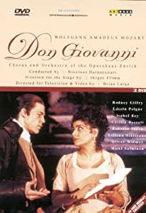 Don Giovanni [DVD] [Import]
