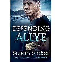 Defending Allye (Mountain Mercenaries Book 1)