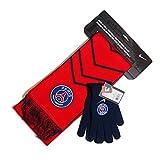 ナイキ(NIKE) パリ・サンジェルマン グローバル フットボール サポータースカーフ & グローブ 2点セット (手袋 L/XL)