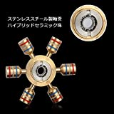 MixMart Hand Spinner Fidget Spinner ハンドスピナー 指スピナー おもちゃ TOY セラミックのボールベアリング 超耐久性の高速度 4〜6分平均スピン_04