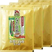 お茶で百歳 なた豆茶 国産100% マメとサヤ100%(葉・茎・根不使用)ティーバッグ 3g×30包×3袋セット 90リットル相当