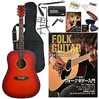 S.Yairi アコースティックギター ミディアムスケール YD04 YD04-15 入門15点セット (CS)