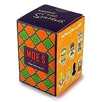 Kidrobot Moe's Tavern The Simpsons ビニールミニシリーズ (1) シングルブラインドボックス 新品