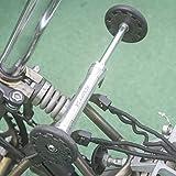 BROMPTON折りたたみ自転車用イージーホイールエクステンダーSILVERイージーホイールエクステンション Easy Wheels Extender For Brompton