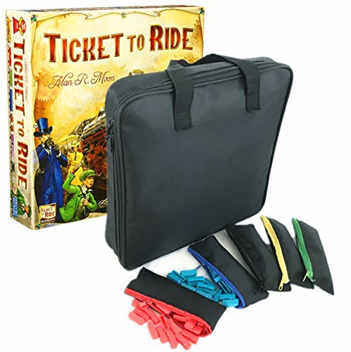 magecraft-travelキャリーストレージケースTicket to Ride or Ticket to Rideヨーロッパ