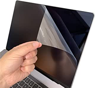 CRYSTAL VIEW NOTE PC DISPLAY FUNCTIONAL FILM for Professional Use (MacBook Pro 16-inch 2019, HDAG #6 超高精細アンチグレア)