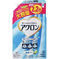 アクロン おしゃれ着洗剤 ナチュラルソープの香り(微香) 詰め替え 900ml×12個