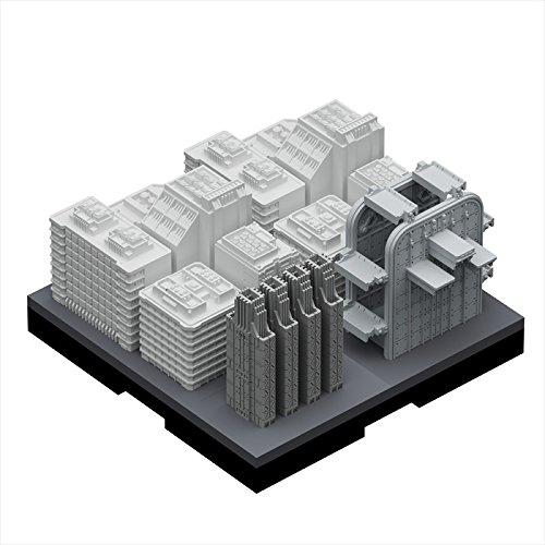 ジオクレイパー TOKYO-IIIシーナリー BOX商品 1BOX = 10個入り、全9種類