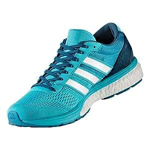 adidas(アディダス)レディース ランニングシューズ アディゼロ ボストン ブースト 2 ジョギング マラソン CG3144 エナジーブルー 26.0