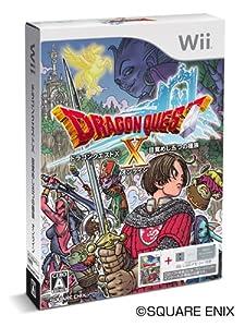 ドラゴンクエストX 目覚めし五つの種族 オンライン (Wii USBメモリー16GB同梱版) (封入特典:ゲーム内アイテムのモーモンのぼうし同梱) / 任天堂