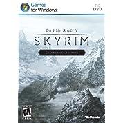 Elder Scrolls V: Skyrim Collector's Edition (輸入版)