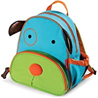 Skip Hop Zoo Pack Little Kids Backpacks, Dog