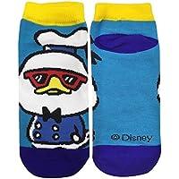 ディズニーソックス Mickey&Friends ドナルドダック サングラス ライトブルー?ブルー 22cm~24cm AWDS4314
