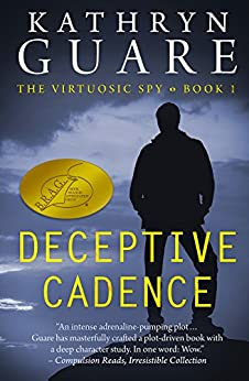 Deceptive Cadence (The Conor McBride Series - Mystery Suspense Thriller Book 1) by [Guare, Kathryn]