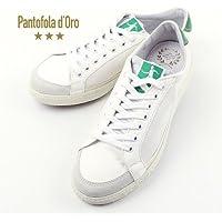 PANTOFOLA DORO パントフォラドーロ メンズ キャンバススニーカー PDO PG71 (グリーン)