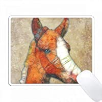 Abstract Foal PC Mouse Pad パソコン マウスパッド