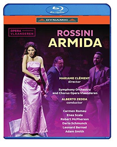 ロッシーニ:歌劇《アルミーダ》[Blu-ray, 日本語字幕]