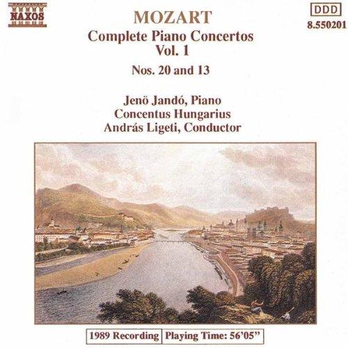 Piano Concerto No. 13 in C major, K. 415: III. Rondeau: Allegro
