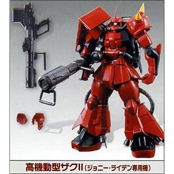 ガンダムシリーズ スペシャルクリエイティブモデルMSV2 [高機動型ザクII(ジョニー・ライデン専用機)] 単品
