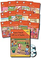 Learn French with Luc et Sophie 1ere Partie (Part 1) Starter Pack Years 3-4 (2nd edition): A story-based scheme for teaching French at KS2