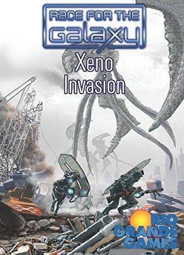 レース・フォー・ザ・ギャラクシー (Race for the Galaxy: Xeno Invasion) [並行輸入品] カードゲーム