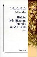 Histoire De La Litterature Francaise 2